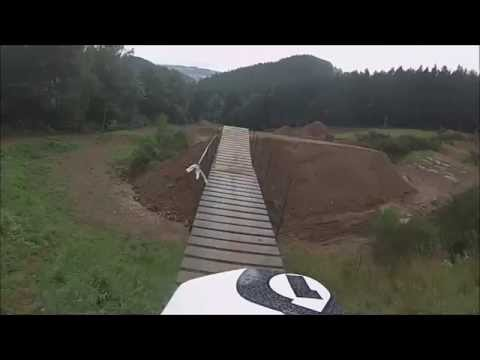 Bikepark Ferme Libert 2015