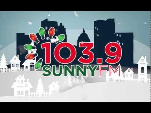 1039 Sunny FM  The Christmas Station