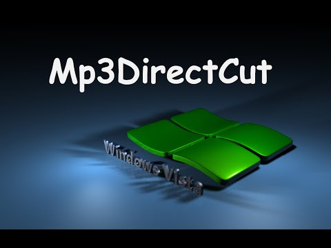 [TUTO] Mp3DirectCut : How to Cut and Edit your MP3 files