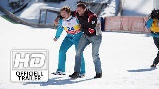 Eddie the Eagle   Officiell trailer #1