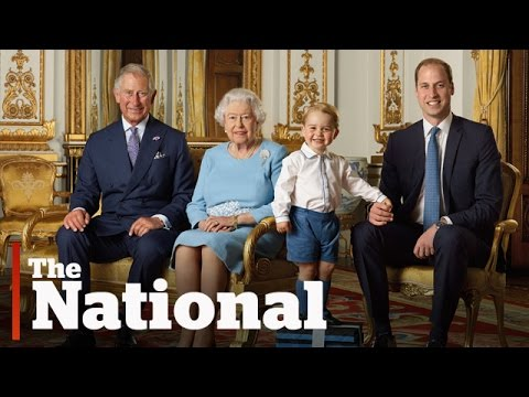 Queen Elizabeth II turns 90 tomorrow