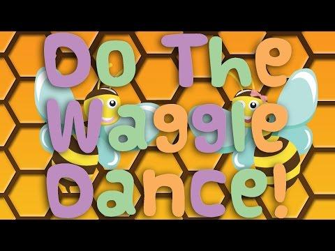 Do The Waggle Dance!!