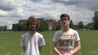 Reading University Campus Tour 2015