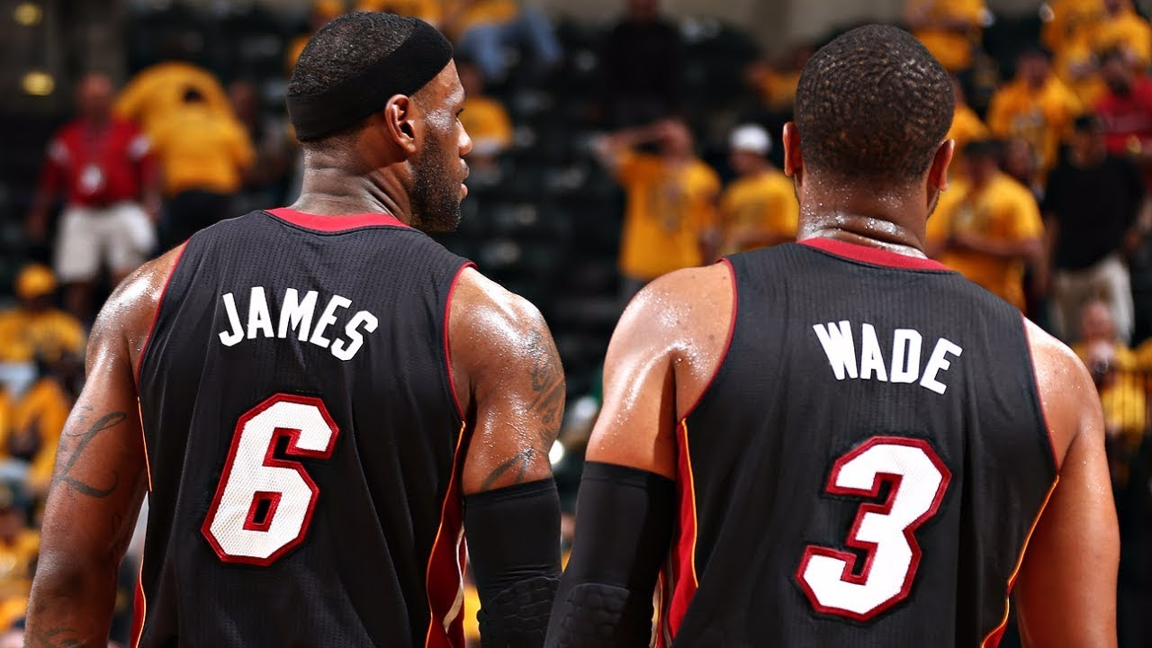The best of Dwyane Wade to LeBron James alley-oops | ESPN