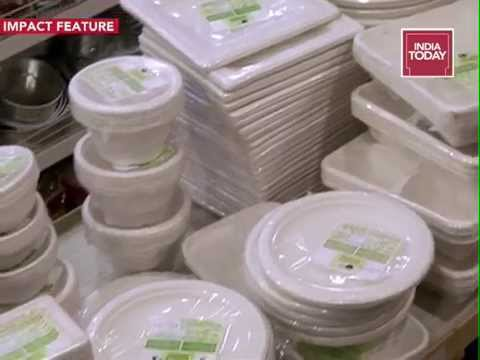 Ecoware Featured On India Today TV (Clip 2)