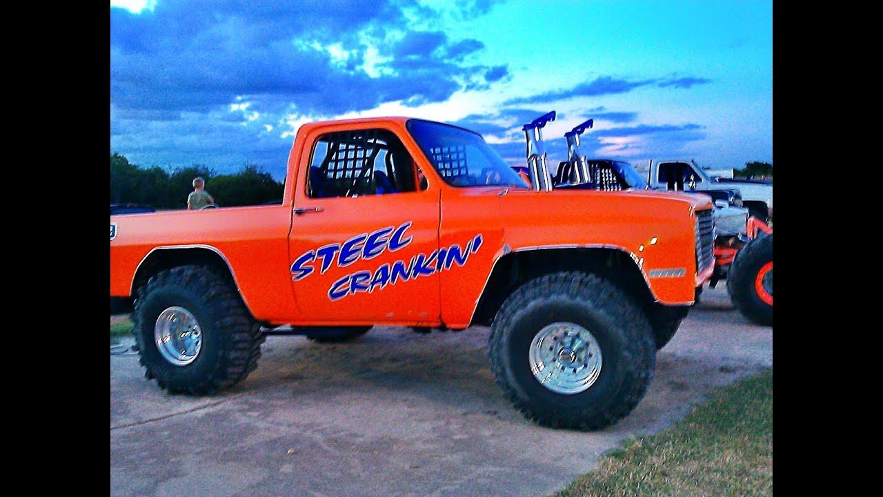 Steel Crackin K5 Blazer Mud Dragster: San Antonio MudDrags ...