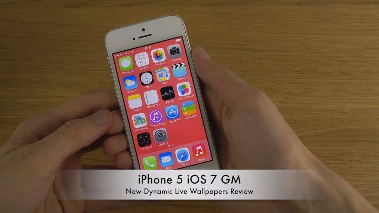 Ios Dynamic Wallpaper 66 Images: New Dynamic Live Wallpapers Review
