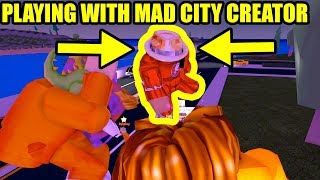 Download 3 NEW CODES MAD CITY Roblox Youtube to MP3 MP4 MKV