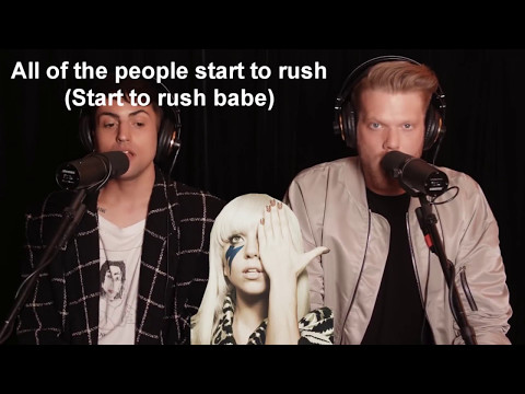 Superfruit Evolution of Lady Gaga Lyrics