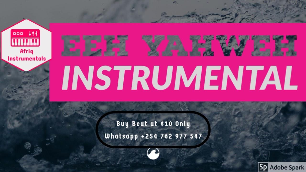 EE Yahwe Usifiwe  Instrumental in Deborah Lukalu Type