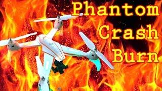 360 drone crash