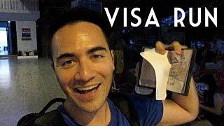 Visa Run between Chiang Mai, Thailand and Vientiane, Laos