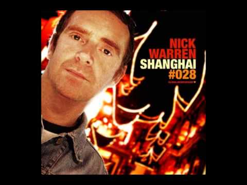 Nick Warren ‎– Global Underground #028: Shanghai CD1