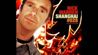 Nick Warren ‎- Global Underground #028: Shanghai CD1