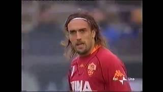 Gabriel Batistuta | Roma | 2001/2002 Highlights