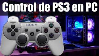 Cómo conectar control de PS3 en PC | Windows 10, 8 y 7