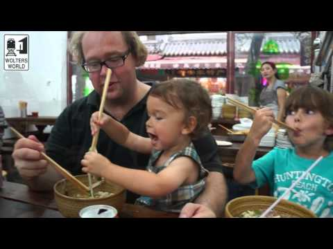 Why You Should Travel with Your Kids: Memories from China