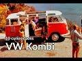 Kombi: 10 curiosidades sobre um Volkswagen muito versátil  | Carros do Passado | Best Cars