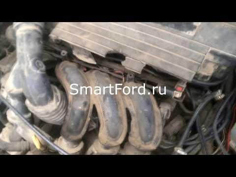 Ford Fusion AT Проверка антиблокировочной системы ABS (АБС) со сканером (Форд Фьюжн)