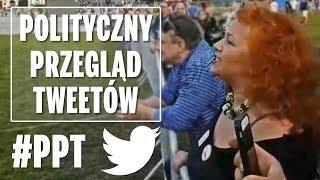 Urzędniczka spoliczkowała działaczkę KOD - Polityczny Przegląd Tweetów.
