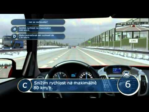 Autoškola národa 2 - dálnice