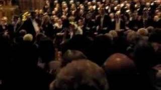 Ecce Cor meum ( fin de représentation)