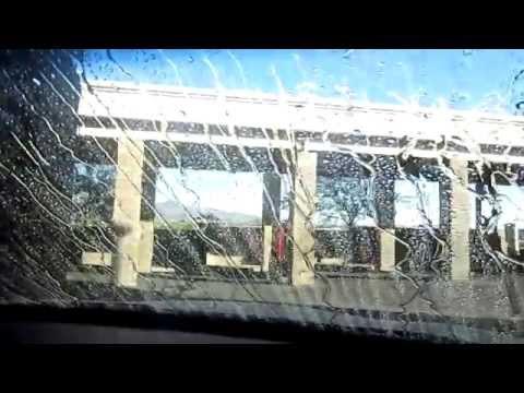 drive thru car wash how to
