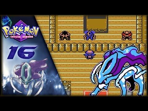 GBC   Guía Pokémon Cristal #16   Trío de Sabios, Torre Hojalata y ¡A por Suicune!