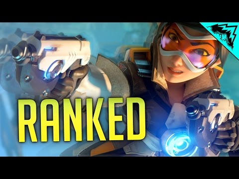 Overwatch Ranked Lessons (OVERTIME PLAYS!)