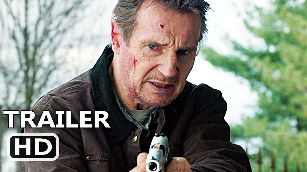 HONEST THIEF Trailer (2020) Liam Neeson, Thriller Movie