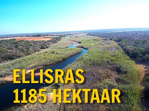 Ellisras 1185 Hectares & 19 Ha Irrigation Game Farm For Sale South Africa Limpopo Waterberg