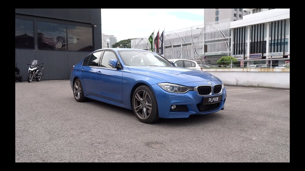 BMW I M Sport StartUp And Full Vehicle Tour YouTube - 2014 bmw 328i m sport