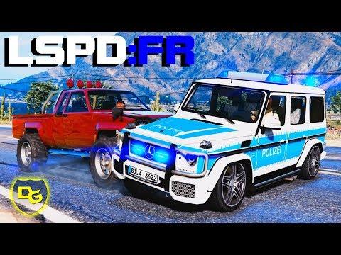 « Sonntagsfahrer! » - GTA 5 LSPD:FR #145 - Deutsch - Grand Theft Auto 5 LSPDFR