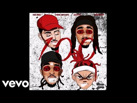 Kid Red ft. Chris Brown & Migos - 100 (Official Audio)