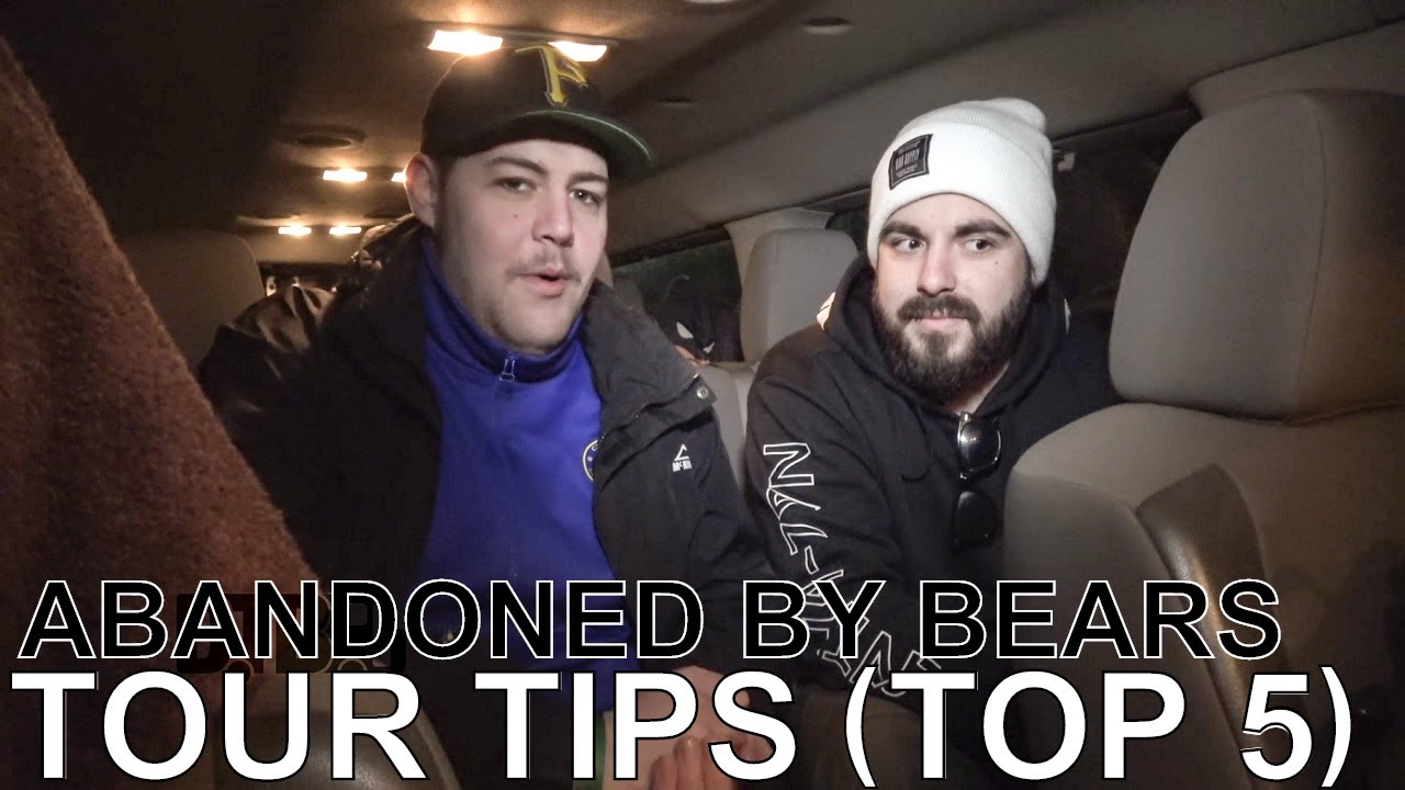 Abandoned By Bears Tour