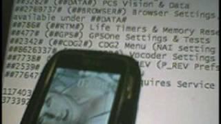 hacking lg rumor rumour lg260 virgin mobile part 1 1 of 4 2