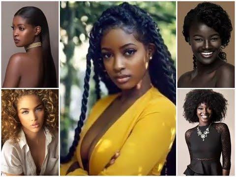 Les plus belles femmes Africaines
