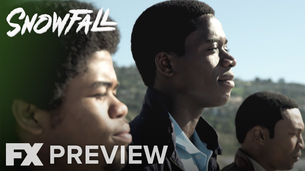 Snowfall | Season 2 Ep. 7: The World Is Yours Preview | FX image