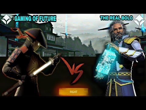 Shadow Fight 3 Chapter 7 Boss The Real Bolo