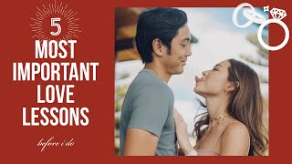 5 Most Important Love Lessons | Kryz Uy