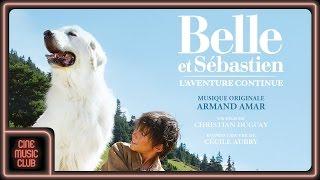 """Armand Amar - Départ pour les retrouvailles (BO du film """"Belle et Sébastien: l'aventure continue"""")"""