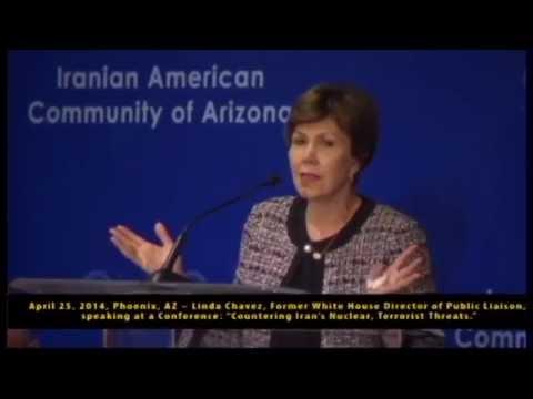 April 25, 2014, Phoenix, AZ -- Linda Chavez, Former White House Director of Public Liaison