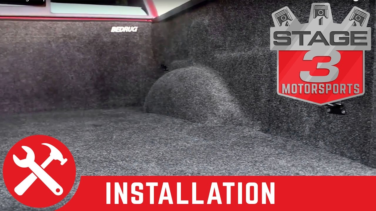 2004 2013 F150 Bedrug Complete Bed Liner Install How To