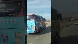 Takımımız Sivas yolunda (Sivas Belediyespor - Trabzonspor)