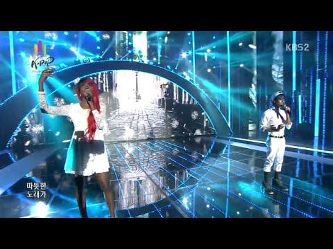 Double The Fire - Melted 얼음들 [2014 K-POP World Festival (K-POP 월드 페스티벌)]
