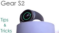 Samsung Gear S2 - Tips & Tricks