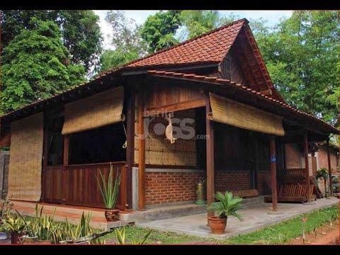 Mengenal Rumah Adat Suku Using Banyuwangi By Langgeng Adinata