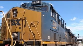 The Pulling Power of GE Locomotives