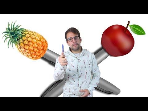 Jeremy | PPAP Pen Pineapple Apple Pen