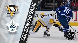 Pittsburgh Penguins vs Toronto Maple Leafs – Mar. 10, 2018 | Game Highlights | NHL 2017/18. Обзор
